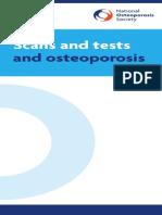 Ultrasound to Ostoporosis