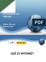 CAMON Las Cigarreras. Materiales del Curso de Introducción a Internet para mayores. Fundación Caja Mediterráneo