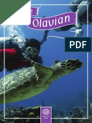 The Olavian Magazine 2014 | Gce Advanced Level (United