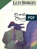 Borges, Jorge Luis - Evaristo Carriego (Dutton, 1984)