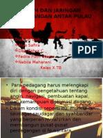 Power Point Islam Dan Jaringan Perdagangan Antar Pulau