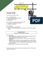 English - Yr 8 - Unit 4 - LA Task