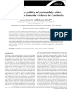 Participatory politics of partnership