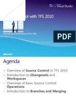 Source Control With TFS 2010