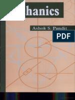 Mechanics by Ashok S Pandit [G.B]