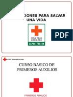 Seis Acciones Para Salvar Una Vida