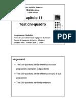 Test Chi Quadrato