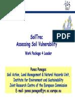 Ppt_assesing Soil Vulnerability