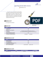 Optical fiber ADSS - 12 96 cores english version