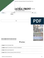 Arunachal Front; Engineers' Persepective;Arunachal Front