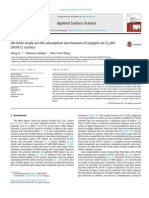 2014-App.Surf.Sci- Ab initio study on the adsorption mechanism of oxygen on Cr2AlC(0 0 0 1) surface.pdf