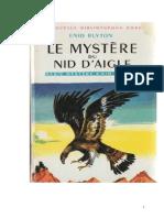 Blyton Enid Série Aventure 2 Le mystère du nid d'aigle 1946 The Castle of Adventure.doc