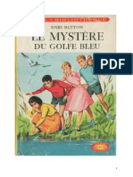 Blyton Enid Série Aventure 4 Le mystère du golfe bleu 1948 The Sea of Adventure.doc