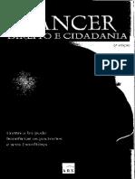 LIVRO - Cancer e Cidadania