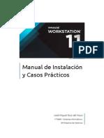 Vmware11 Manual de Instalacion y Casos Practicos