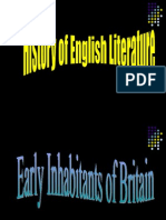 Literary&HistoricalBackgroundofEnglishLit