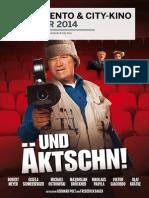 Programmzeitung Moviemento & City-Kino Februar 2014