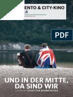 Programmzeitung Moviemento & City-Kino Juni 2014