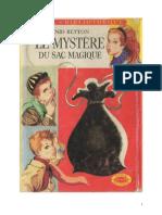 Blyton Enid Série Mystère Détectives 10 Le mystère du sac magique 1952 The Mystery of the Strange Bundle.doc
