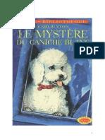 Blyton Enid Série Mystère Détectives 12 Le mystère du caniche blanc 1954 The Mystery of the tally Ho Cottage.doc