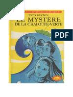 Blyton Enid Série Mystère Détectives 15 Le mystère de la chaloupe verte 1961The Mystery of Banshee Towers.doc