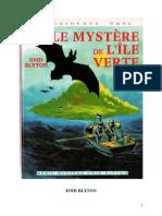 Blyton Enid Série Mystère Secret 1 Le mystère de l'ile verte 1938 01The Secret Island.doc