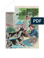 Blyton Enid Série Mystère Secret 2 Le mystère de la Tour du Guet 1940 The Secret of Spiggy Hole.doc