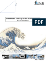 breakwater stability under tsunami attack-for a site in nicaragua.pdf