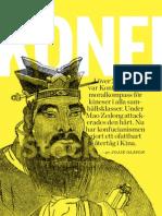 """""""Konfucius igen"""", för Modern Filosofi"""
