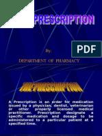 26. the Prescription