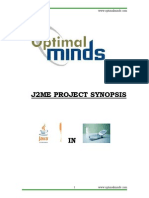 J2ME Projects
