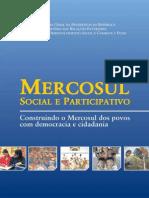 Livro Mercosul Social Participativo