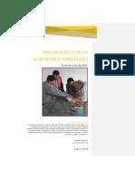 Diagnostico Componente Comunidad - YANAMAYO