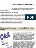 Top 10 cafe interview questions and answers.pptx