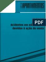 Acidentes Em Edificacoes Devido Acoes Do Vento