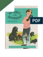 Blyton Enid Un chien pour Dominique.doc