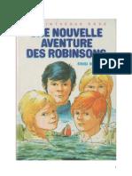 Blyton Enid Une nouvelle aventure des Robinson.doc