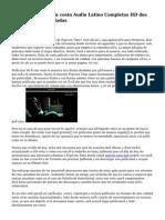 Peliculas Online Sin costo Audio Latino Completas HD dos mil quince Subtituladas
