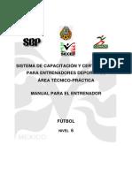 Manual de Tacticas Del Futbol Libre
