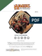 Magic Rule Book