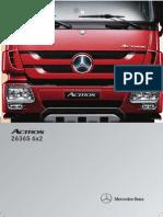 actros+2636 manual