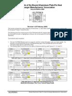 Alpema Standards Rev1 2000