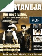 Projeto n 3 Revista Sertaneja