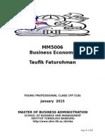 MM5006 Business Ecognomic 51B