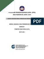 Bcn3101 Modul Ppg