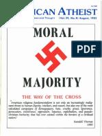 American Atheist Magazine Aug 1982