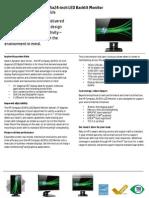 HP LA2405x Datasheet