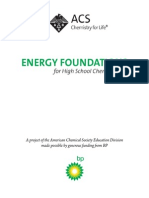 Energy Foundations