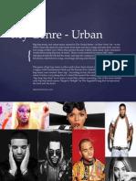 My Genre - Urban - Task 6