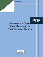 Orient e Normas - Prof Jorge Trindade PDF